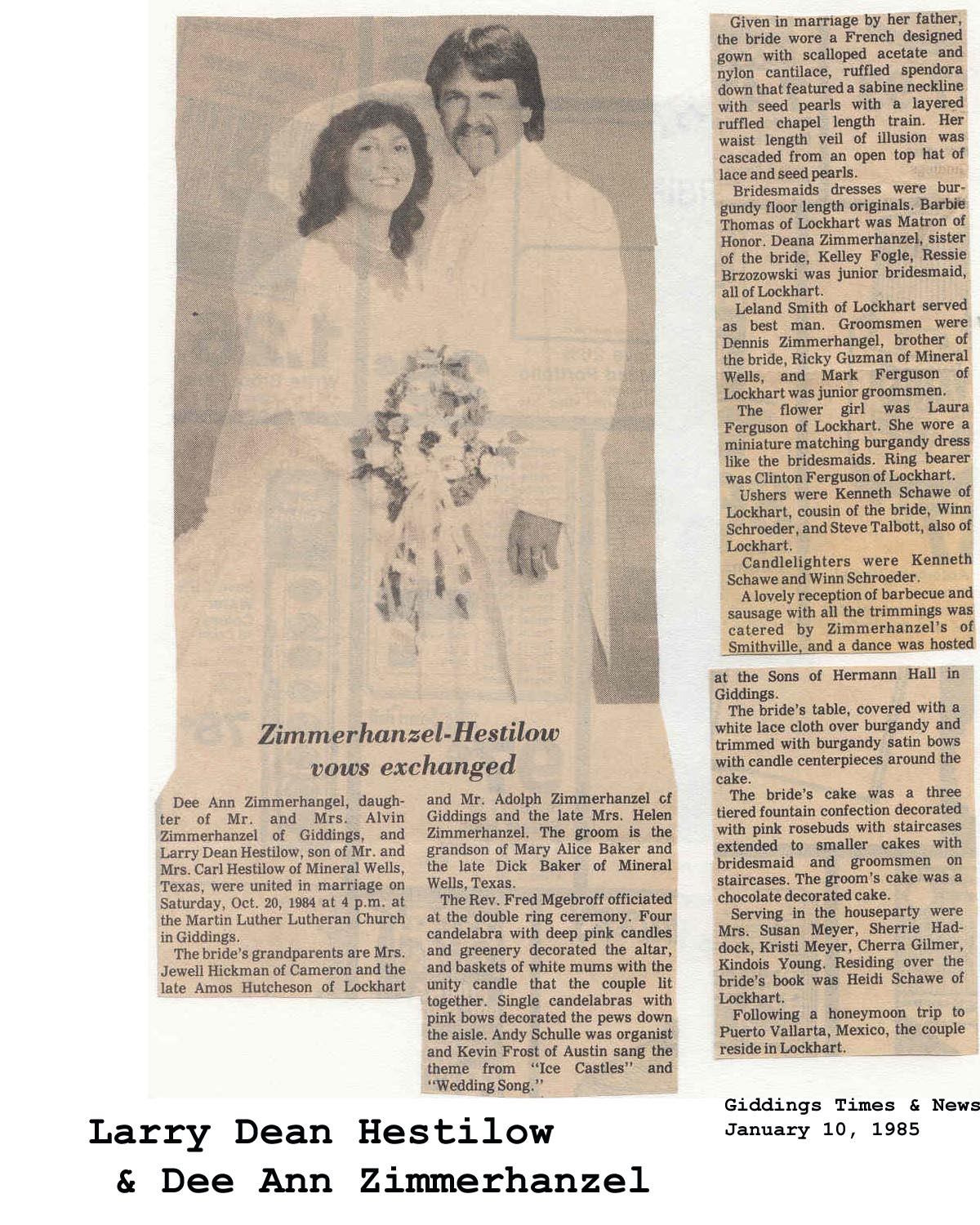 marriage surnames beginning with letters x y z lee county central